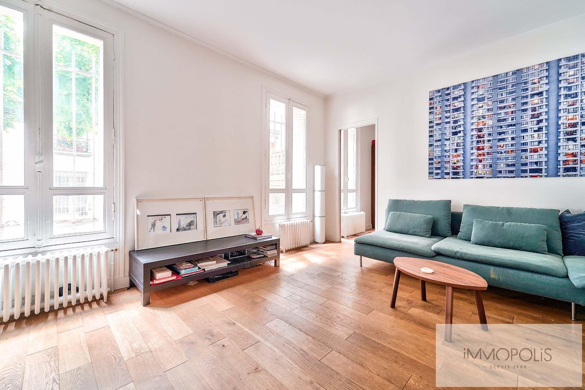 Mont-Cenis / Caulaincourt Apartment Paris 2 room (s) 48 m2 4