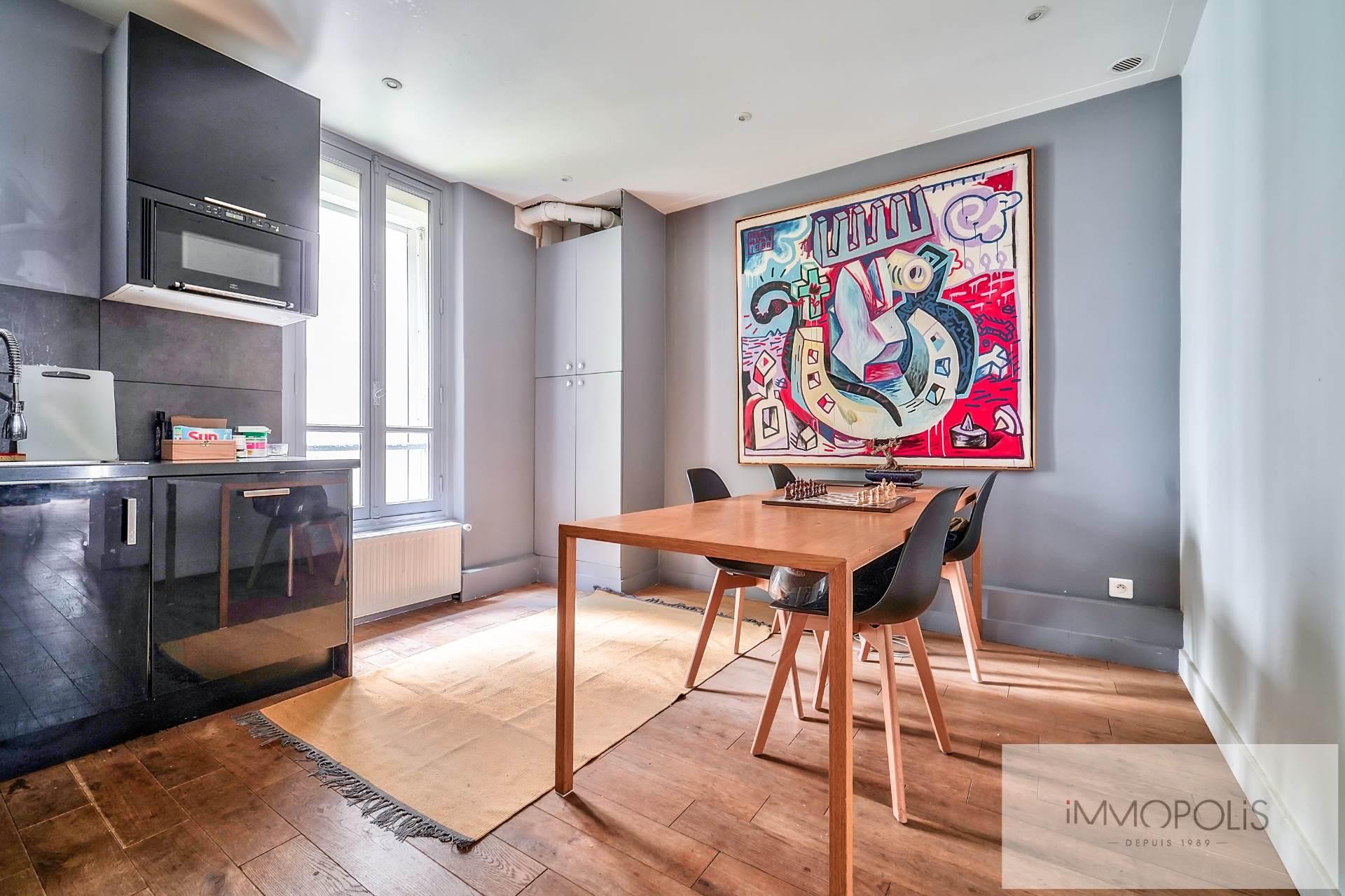 Mont-Cenis / Caulaincourt Apartment Paris 2 room (s) 48 m2 5