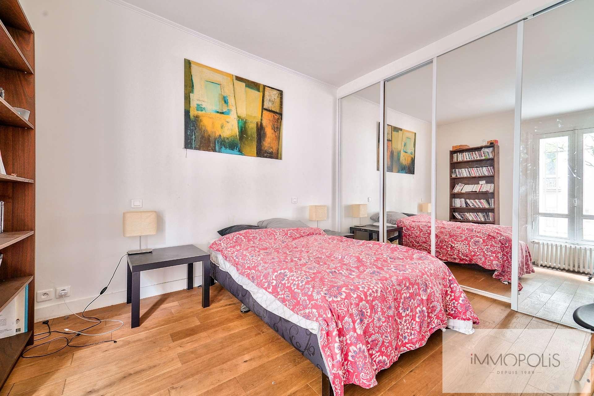 Mont-Cenis / Caulaincourt Apartment Paris 2 room (s) 48 m2 7