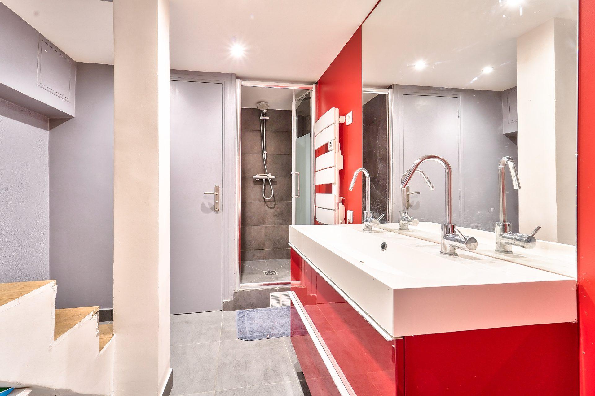 Mont-Cenis / Caulaincourt Apartment Paris 2 room (s) 48 m2 8