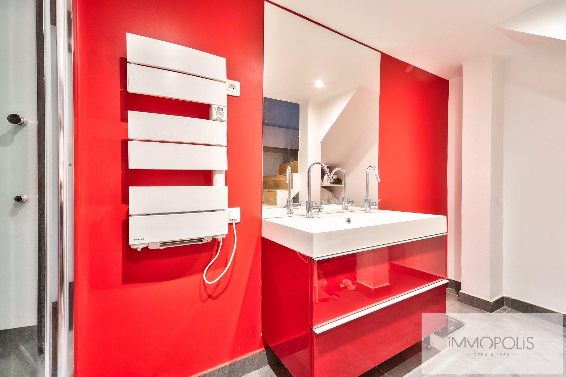 Mont-Cenis / Caulaincourt Apartment Paris 2 room (s) 48 m2 9