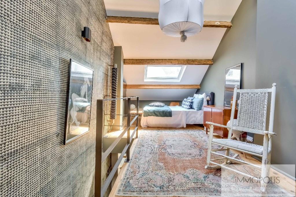 EXCLUSIVE Duplex rue des Martyrs 75018 refurbished! 4