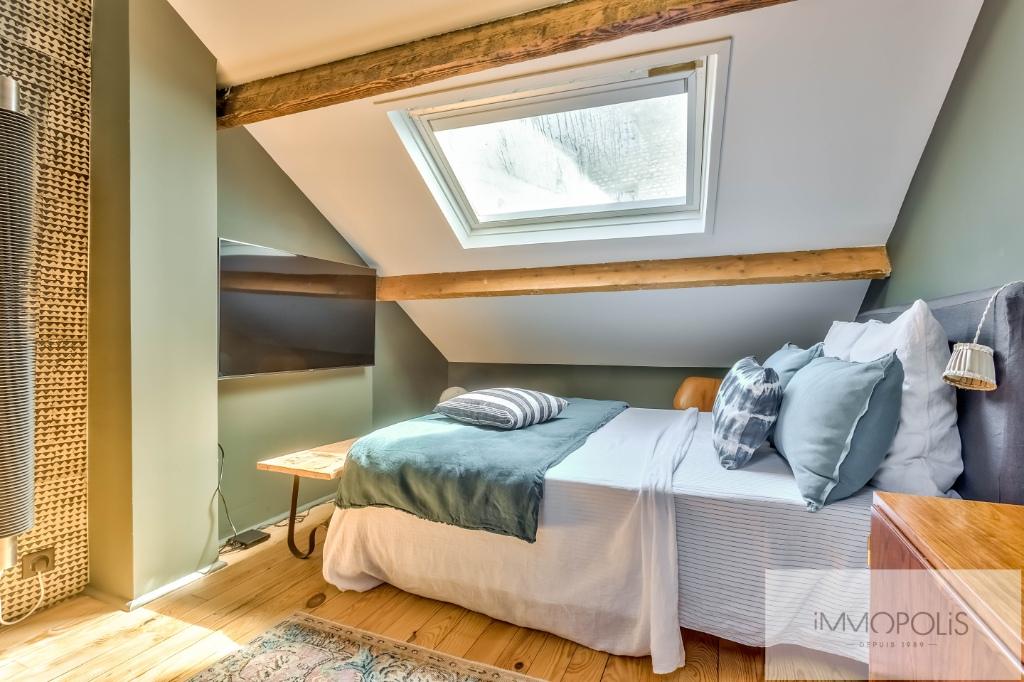 EXCLUSIVE Duplex rue des Martyrs 75018 refurbished! 5