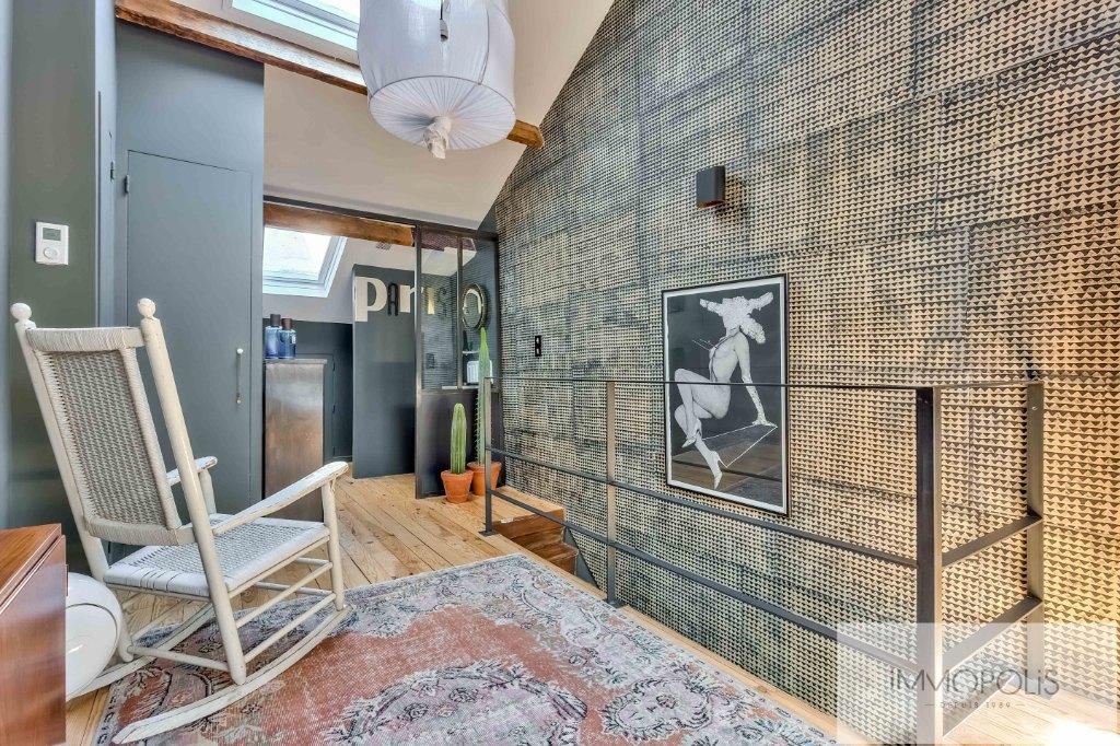 EXCLUSIVE Duplex rue des Martyrs 75018 refurbished! 6