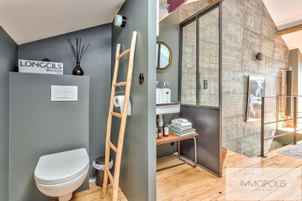EXCLUSIVE Duplex rue des Martyrs 75018 refurbished! 9