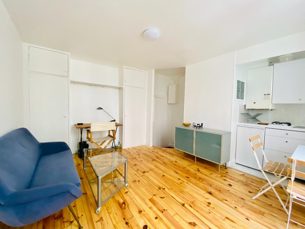 Appartement Paris 2 pièces meublé 33 m2 2