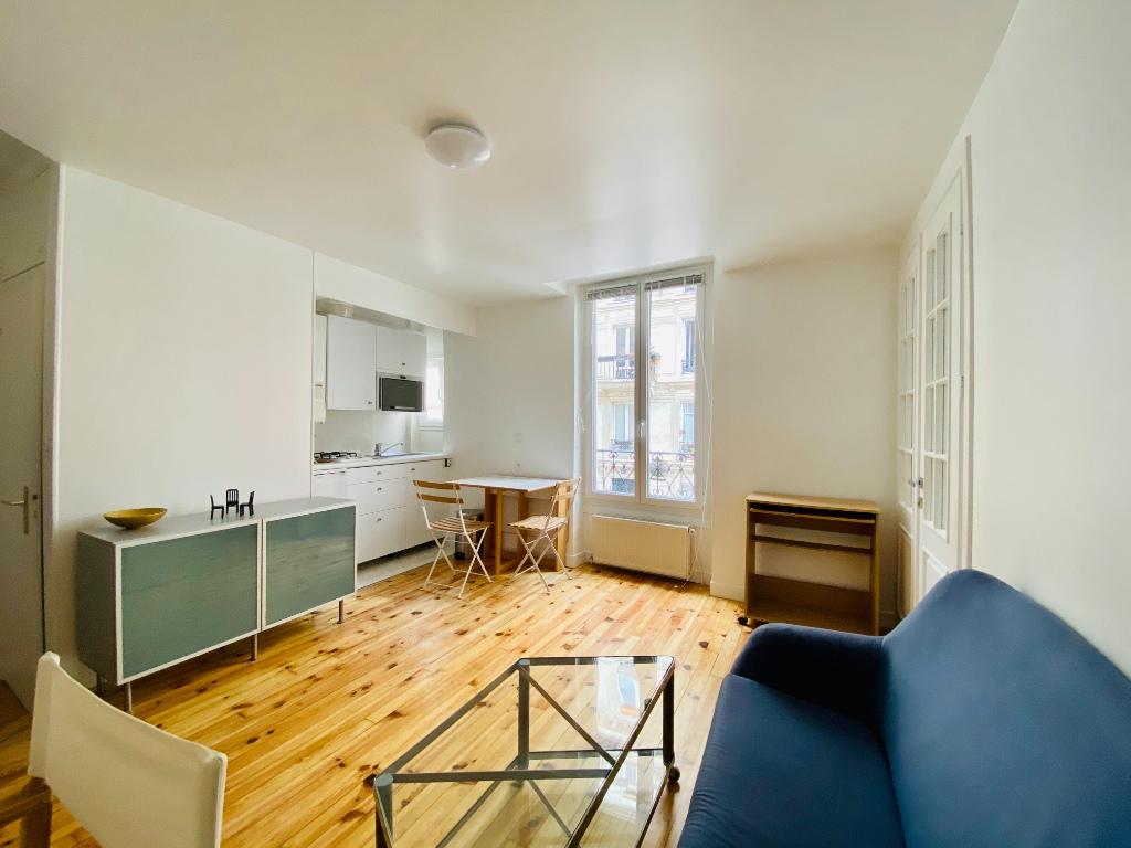 Appartement Paris 2 pièces meublé 33 m2 3