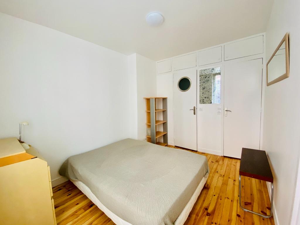 Appartement Paris 2 pièces meublé 33 m2 6