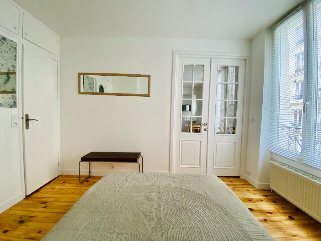 Appartement Paris 2 pièces meublé 33 m2 7