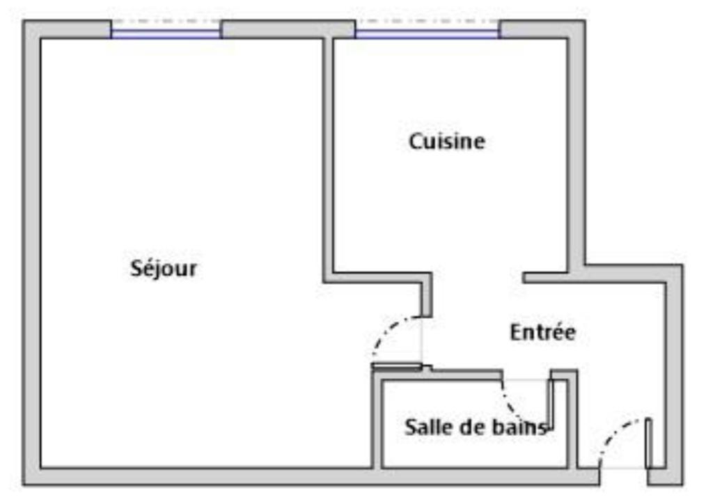 SPÉCIAL INVESTISSEUR : cimetière de Montmartre, studio avec vue dégagée situé dans une voie pavée privée, copropriété de charme ! 5
