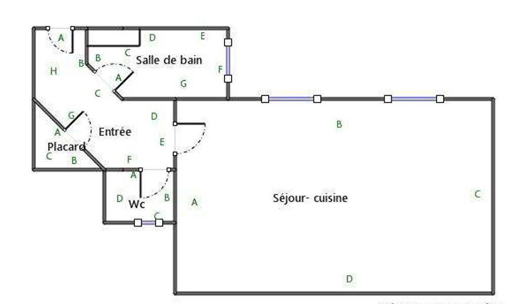 Furnished studio – Paris 18th – 30 m² 5