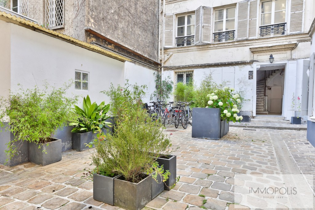 VILLAGE RAMEY – SUPERB 2 ROOMS OF 39 m² COMPLETELY RENOVATED 9