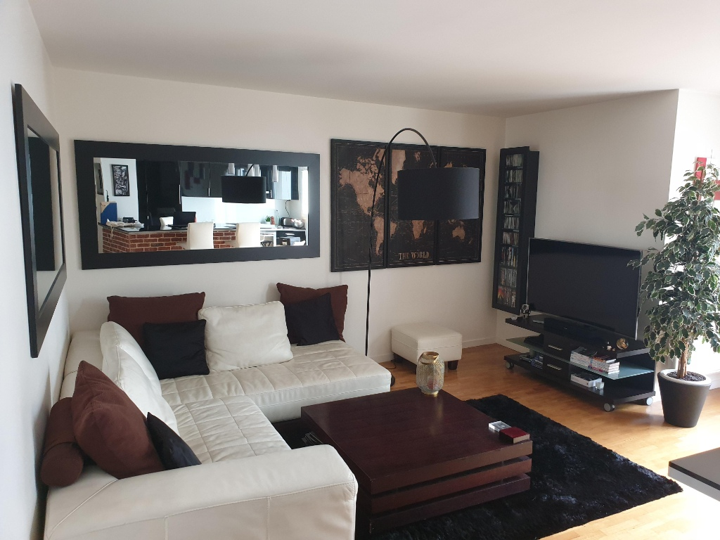 VILLAGE RAMEY – Luxury 2-Room Apartment 50 m² 1