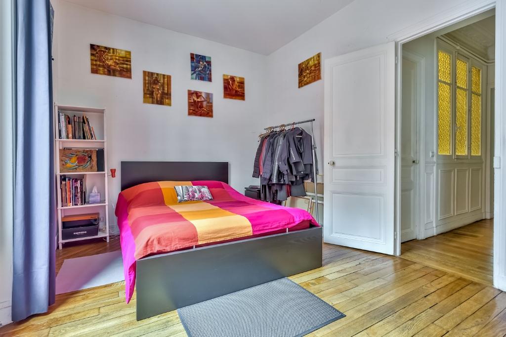 Rue Caulaincourt – 4 room (s) 93 m² – balcony 5