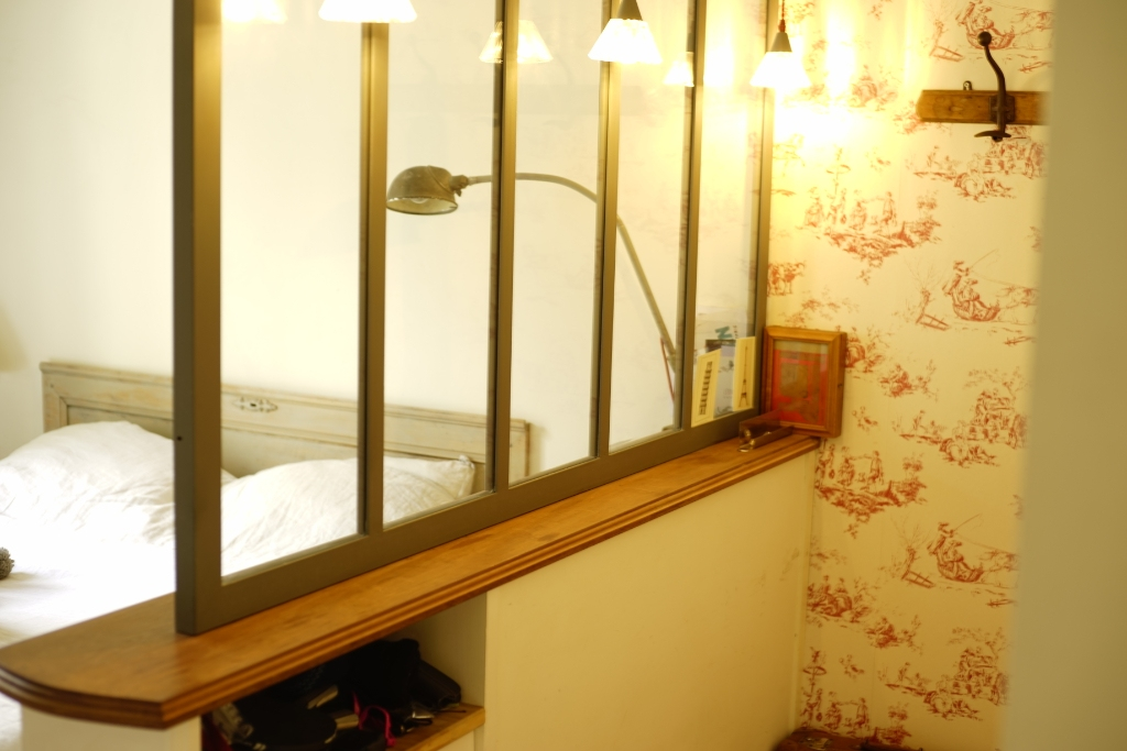 Appartement 75018 3 pièce(s) 52 m² «VILLAGE RAMEY» DERNIER ETAGE 3