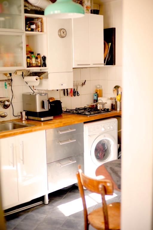Appartement 75018 3 pièce(s) 52 m² «VILLAGE RAMEY» DERNIER ETAGE 4