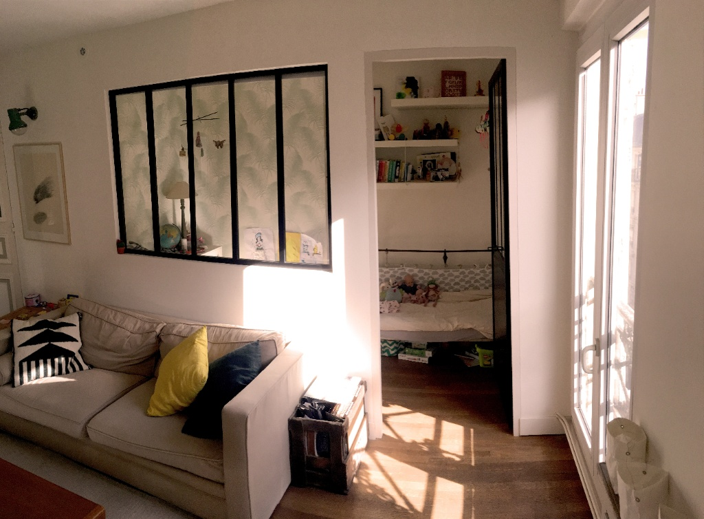 Appartement 75018 3 pièce(s) 52 m² «VILLAGE RAMEY» DERNIER ETAGE 6