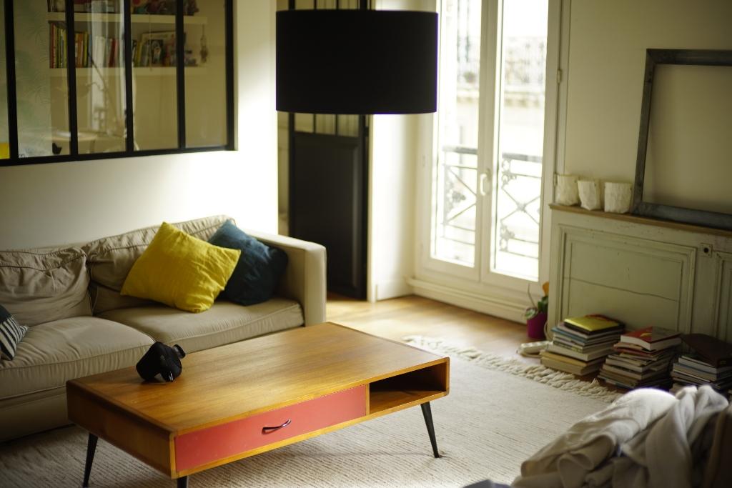 Appartement 75018 3 pièce(s) 52 m² «VILLAGE RAMEY» DERNIER ETAGE 7