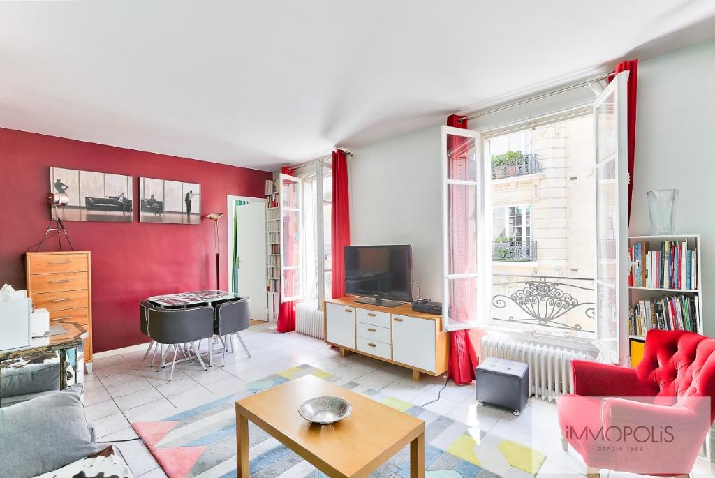 Plaine Monceau – Appartement 3 pièces 54 m2 – Rare sur le marché ! 1