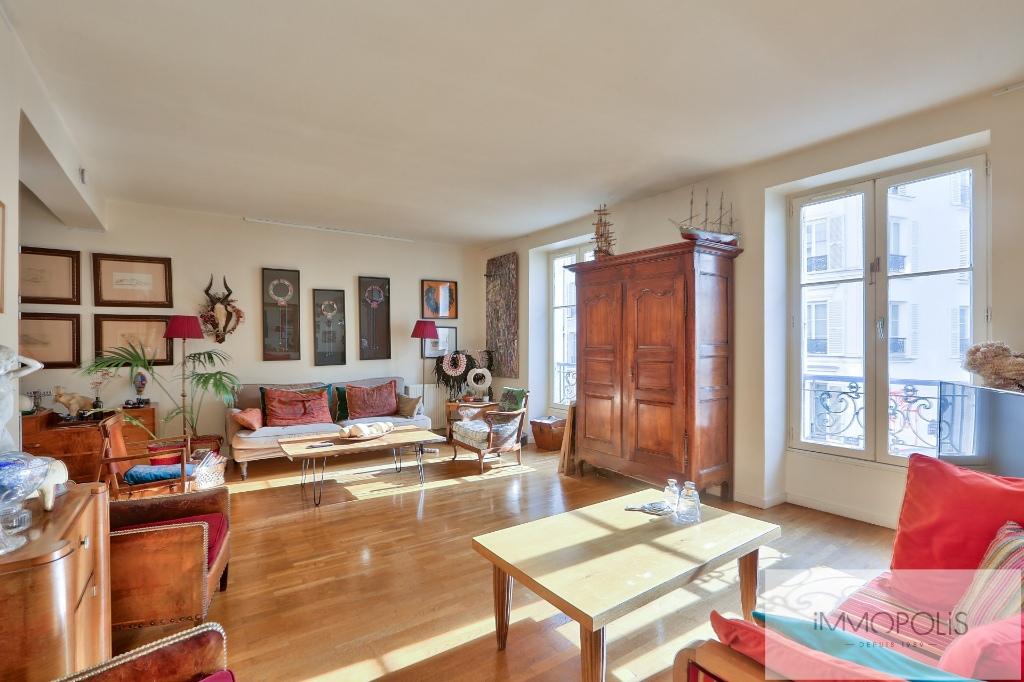 VILLAGE RAMEY – 4/5 ROOMS OF 90 m² 2