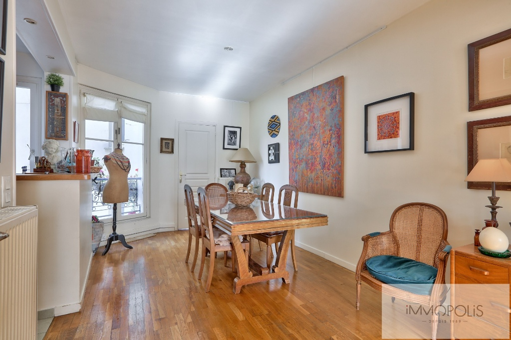 VILLAGE RAMEY – 4/5 ROOMS OF 90 m² 3