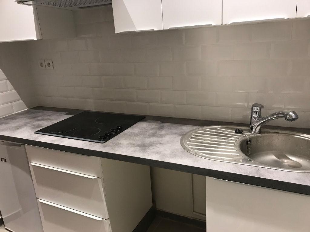 Appartement Paris 1 pièce(s) 23 m2 vide – MONTMARTRE 4