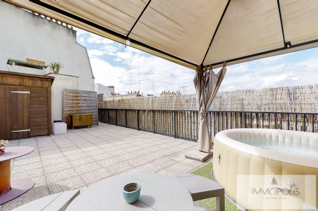 APARTMENT LAST FLOOR WITH ROOF TERRACE OF 70 M² 2
