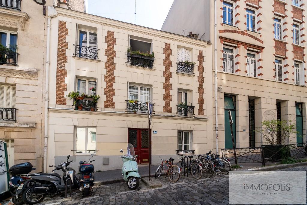 LAMARCK-CAULAINCOURT – Appartement 2 pièce(s) 29 m2 1
