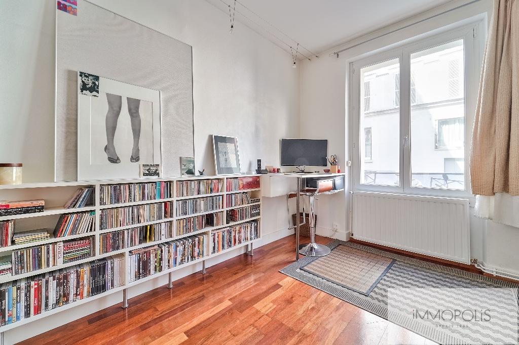LAMARCK-CAULAINCOURT – Apartment 2 room (s) 29 m2 4
