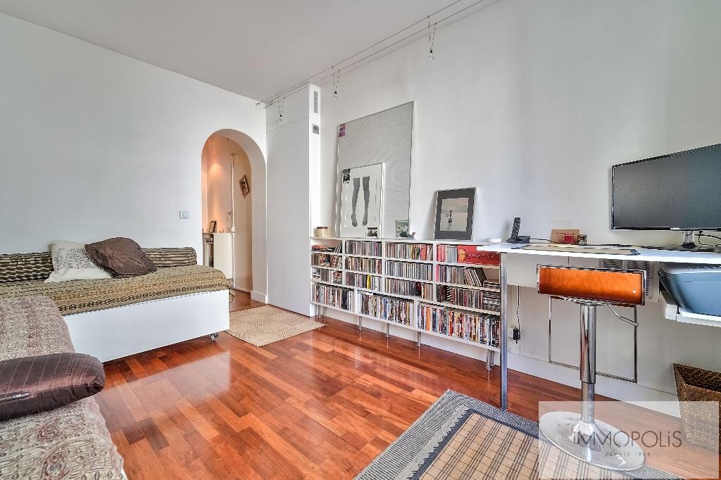 LAMARCK-CAULAINCOURT – Apartment 2 room (s) 29 m2 5
