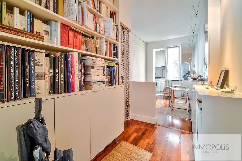 LAMARCK-CAULAINCOURT – Apartment 2 room (s) 29 m2 6