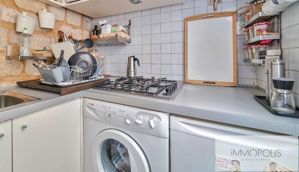 LAMARCK-CAULAINCOURT – Apartment 2 room (s) 29 m2 8