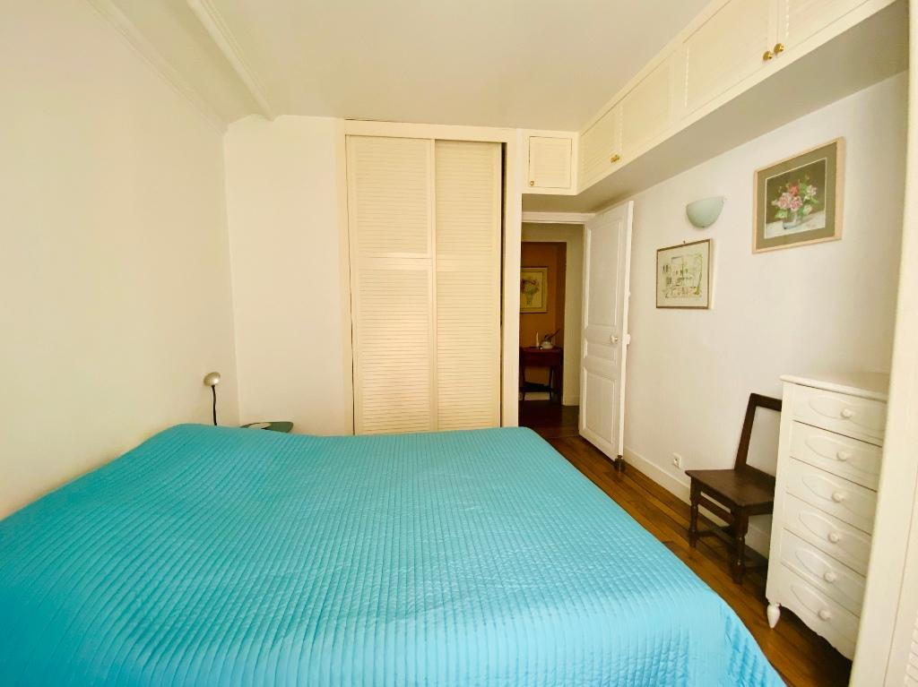 Rue Lamarck Paris 18 – 2 rooms furnished 53 m2 4