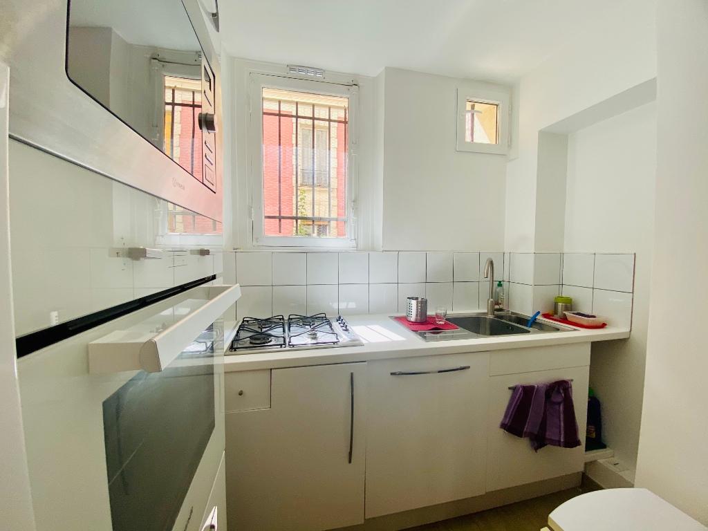 Rue Lamarck Paris 18 – 2 rooms furnished 53 m2 6