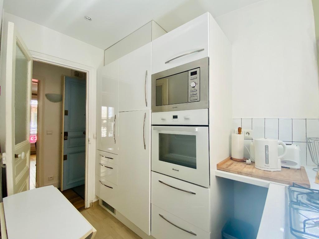 Rue Lamarck Paris 18 – 2 rooms furnished 53 m2 7