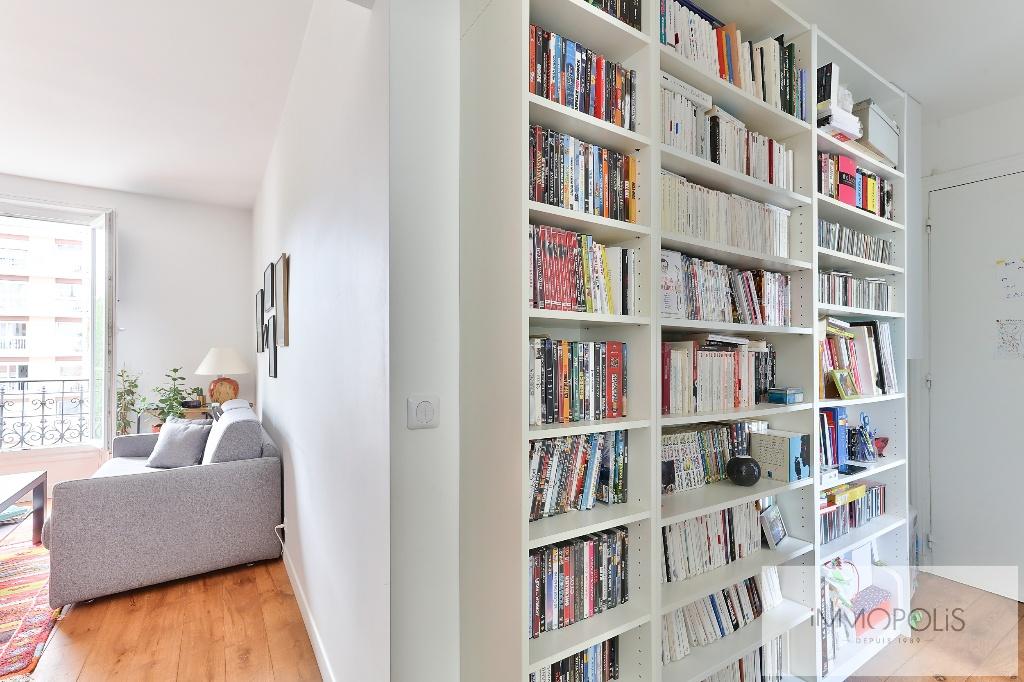 Apartment 75020 2 room (s) 36 m2 3