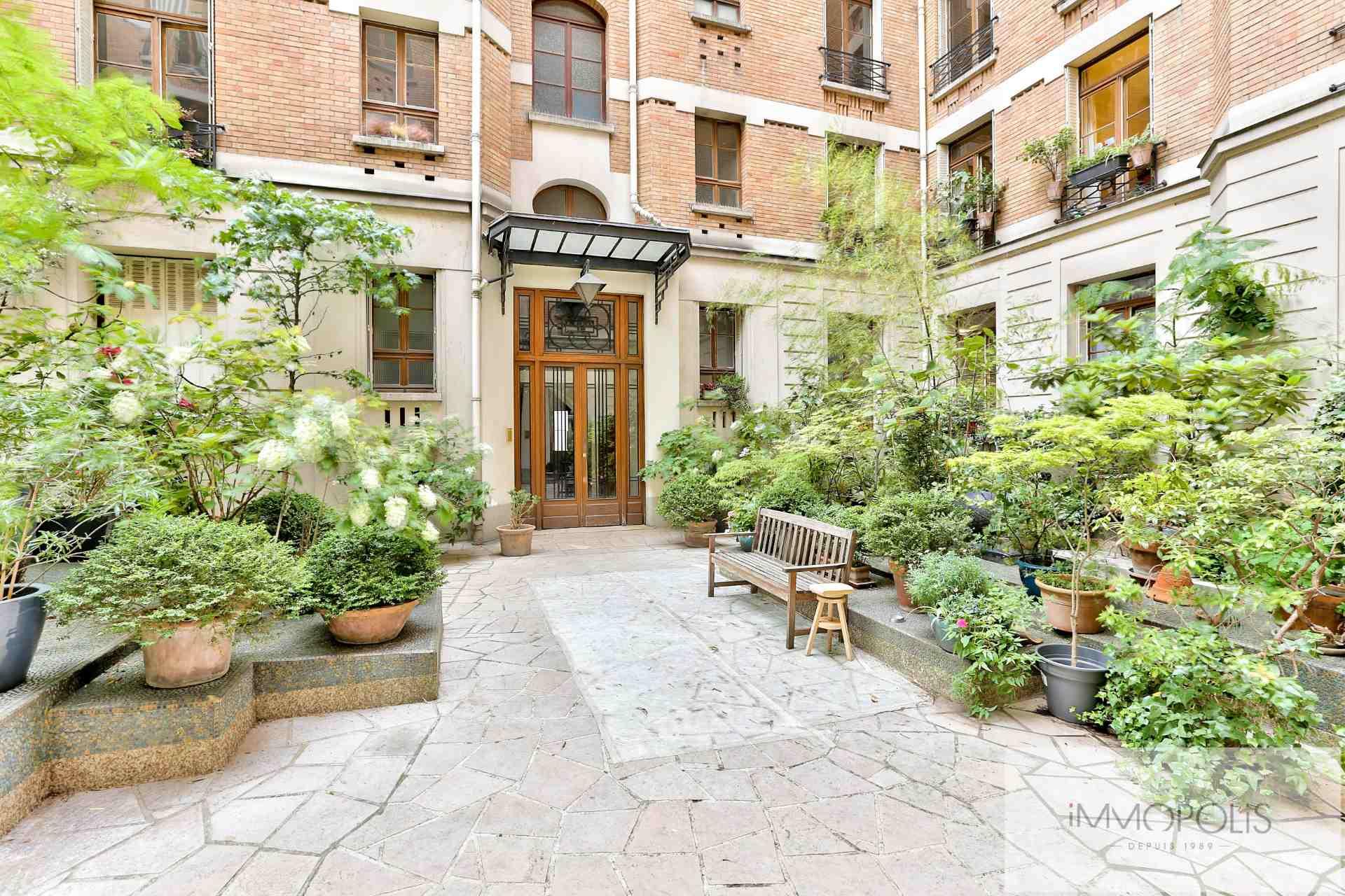 Boulevard Barbès – Très bel appartement 3/4 pièces de 90.9 m2 1