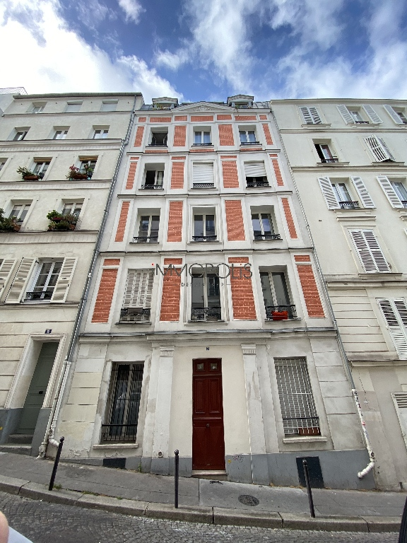 Beautiful studio in good condition in Montmartre: ideal pied à terre or 1st purchase! 5