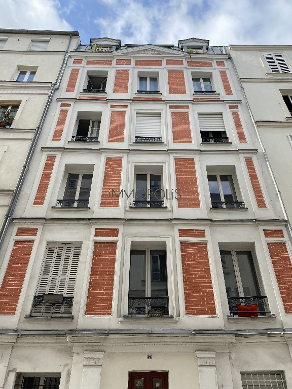 Beautiful studio in good condition in Montmartre: ideal pied à terre or 1st purchase! 8