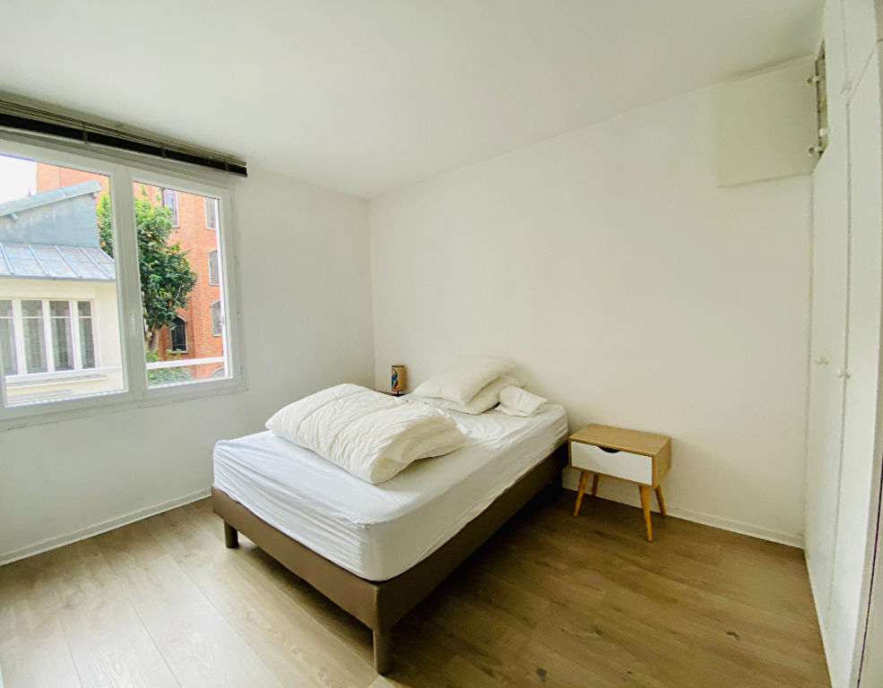 Apartment Montmartre Paris 2 room (s) furnished 50 m2 7