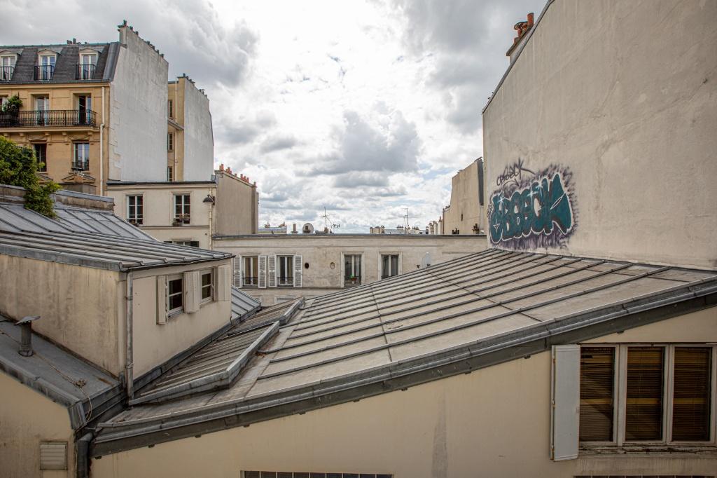 Rue Berthe deux pièces de  29 m2 1