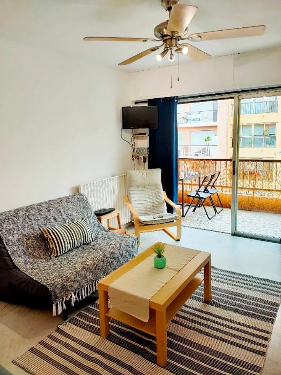 Apartment Juan Les Pins 1 room 27 m2 2