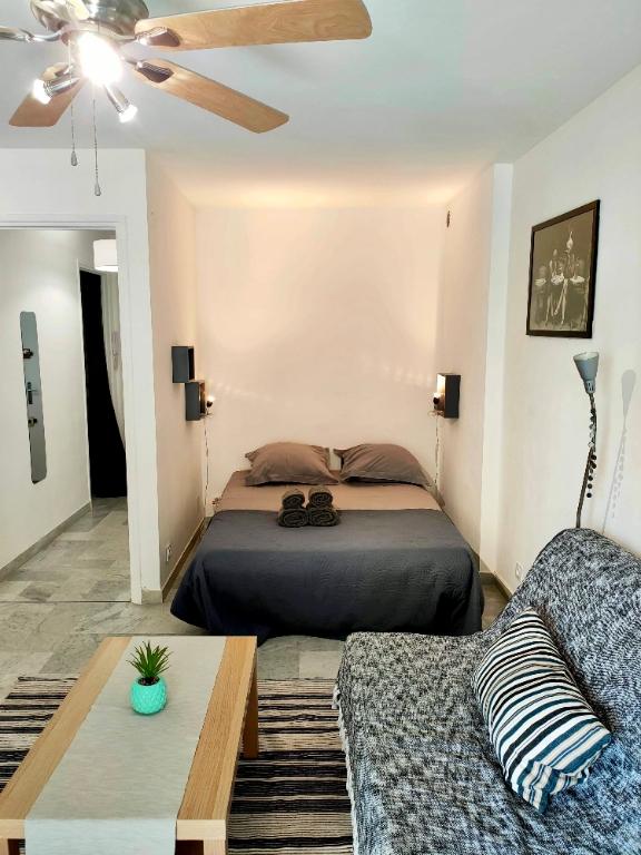 Apartment Juan Les Pins 1 room 27 m2 5