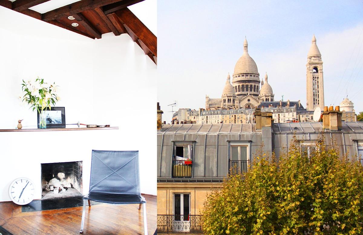Duplex on the last floor 81.43m² (62.41m² Law Carrez) – Balcony of 11.5m² 9