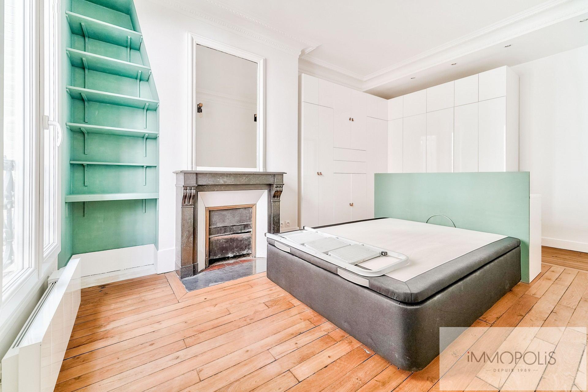 Lamarck – Guy Môquet Beau 3 pièces 2 chambres de 55 m² 3