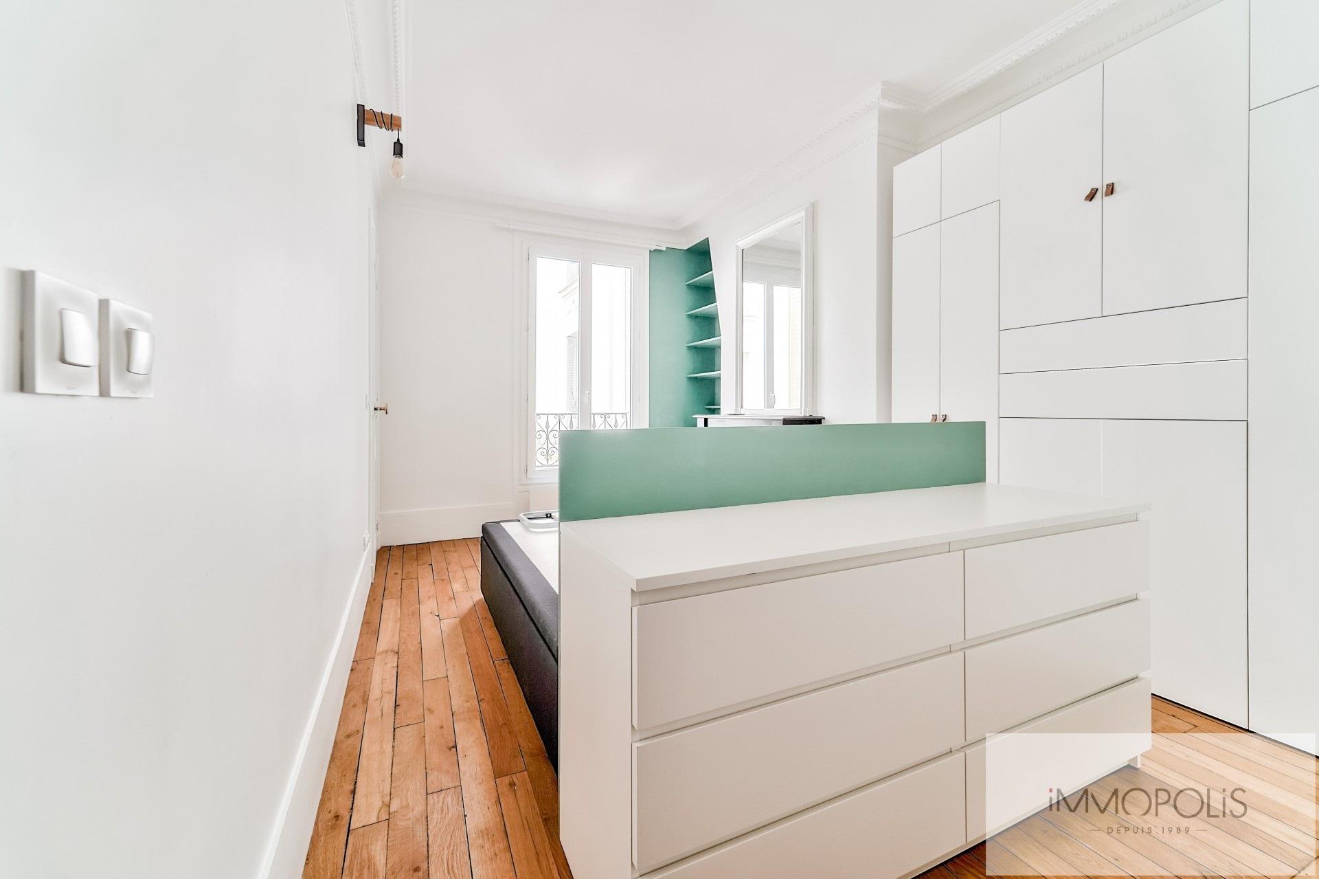 Lamarck – Guy Môquet Beau 3 pièces 2 chambres de 55 m² 4