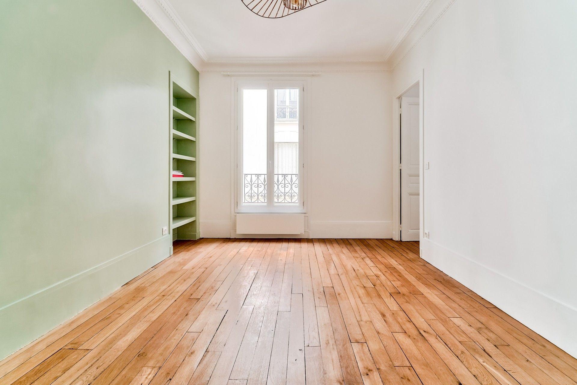 Lamarck – Guy Môquet Beau 3 pièces 2 chambres de 55 m² 5