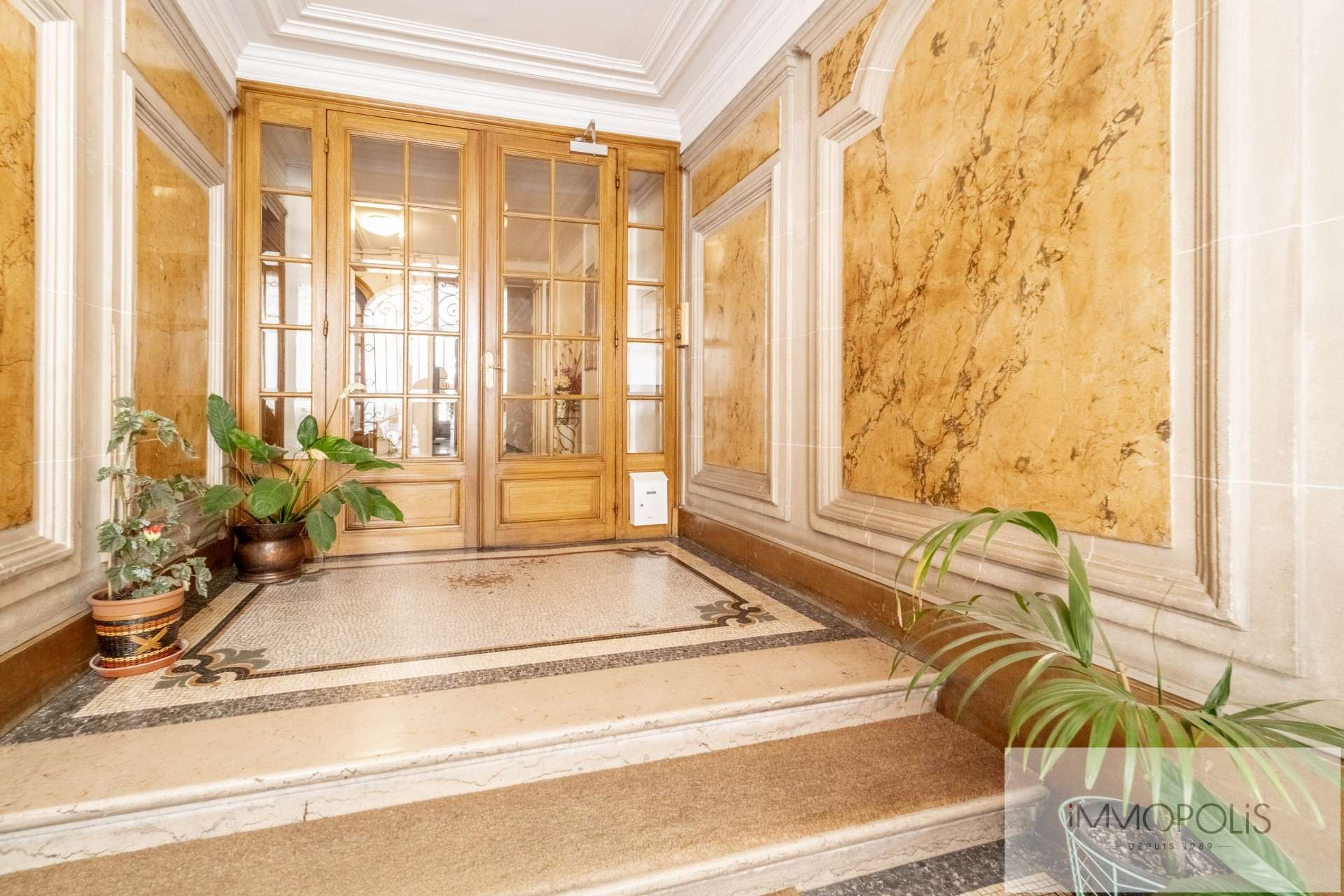 Lamarck – Guy Môquet Beau 3 pièces 2 chambres de 55 m² 9