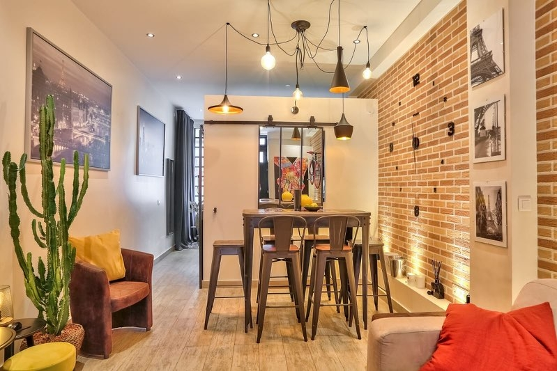 Superb Batignolles 2 rooms with commercialization 2