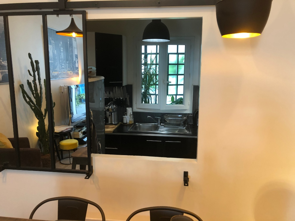 Superb Batignolles 2 rooms with commercialization 4